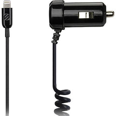 Scosche 5W Car Charger for Lightning Devices - Gadgitechstore.com