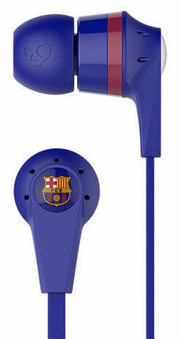 Skullcandy Ink'd 2 In-ear Earphones - FC Barcelona - GadgitechStore.com Lebanon