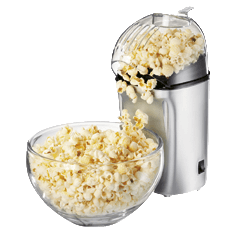 Princess Silver Popcorn Maker