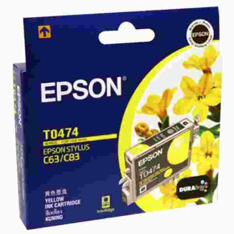 Epson Ink Cartridge T0472-74
