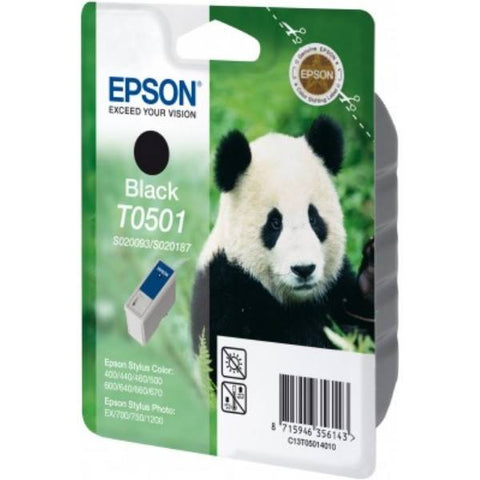 Epson Ink Cartridge T050140 black inkjet cartridge - Gadgitechstore.com