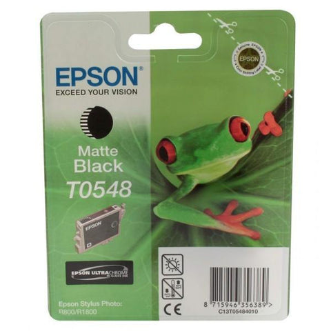 Epson Ink Cartridge T051 Color Black