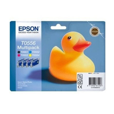 Epson Ink Cartridge (T055640) Multicolor Pack