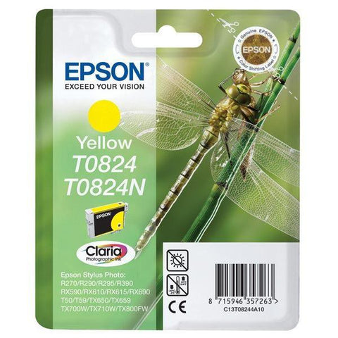 Epson Ink Cartridge T0822-26
