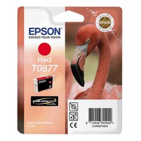 Epson Ink Cartridge T0870-79