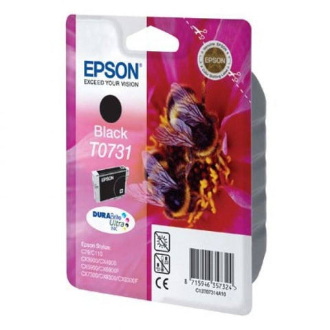 Epson Ink Cartridge T10514A Color Black