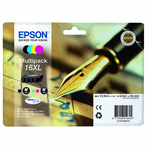 Epson 5 Colour Picturepack T557040BH