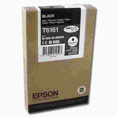 Epson Ink Cartridge T616100 Color black