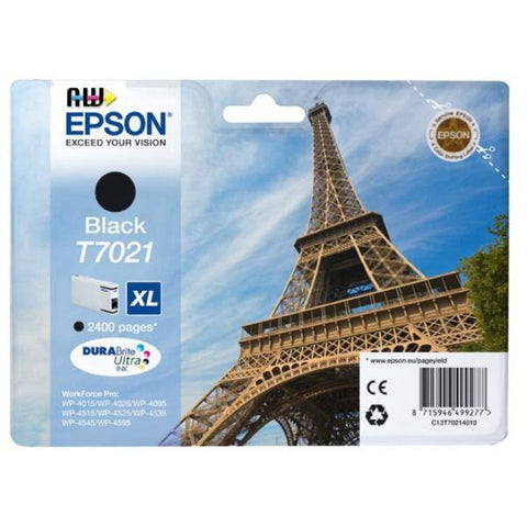 Epson Ink Cartridge T702140 Color Black
