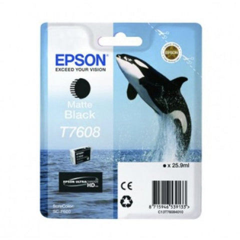 Epson Ink Cartridge T7601-609