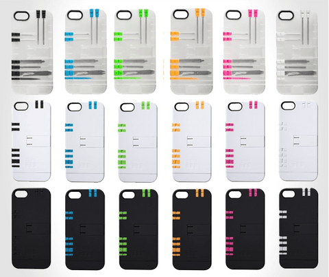 In1case Utility Case for iPhone 5/5s - GadgitechStore.com Lebanon - 4
