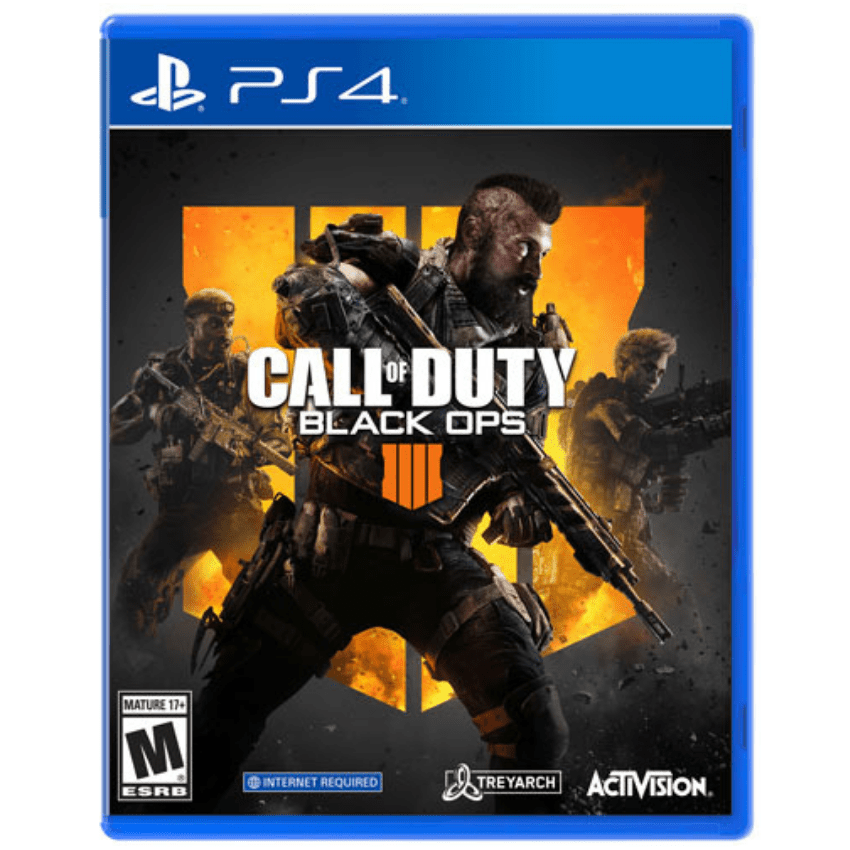 Call of duty: black ops 4 - playstation 4 GAL-124522