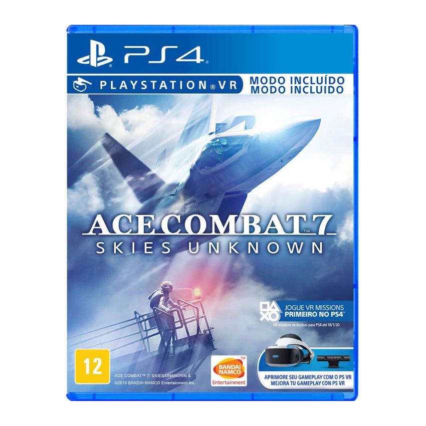 Ace Combat 7: Skies Unknown (PS4 Game)