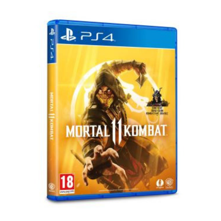 Mortal Kombat 11 (PS4 Game)