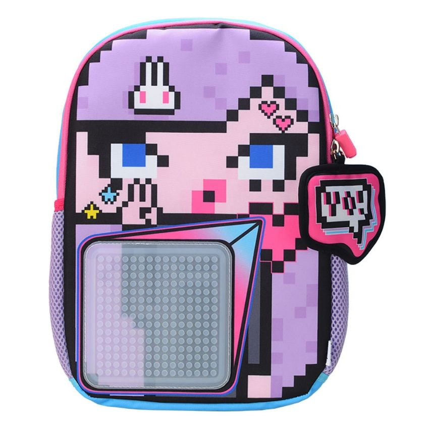 Upixel Children's Backpack Princess U18-012 Purple