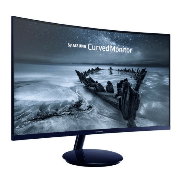 Samsung 27'' LED Curved Monitor LC27H580FDMXZN
