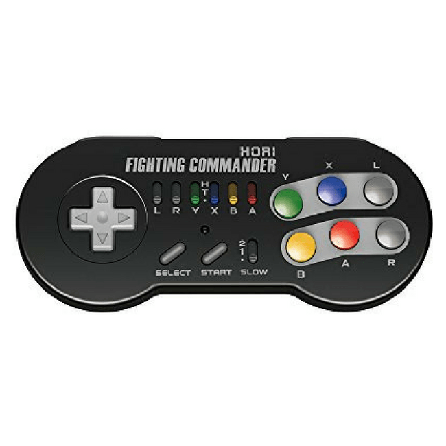 Nintendo Wireless Fighting Commander for SNES Classic