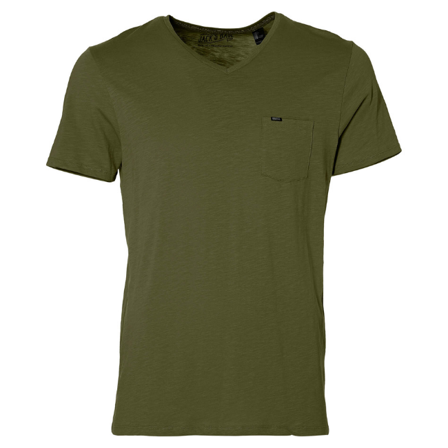 O'Neill Men's Lifestyle Jack'S Base V-Neck T-Shirt