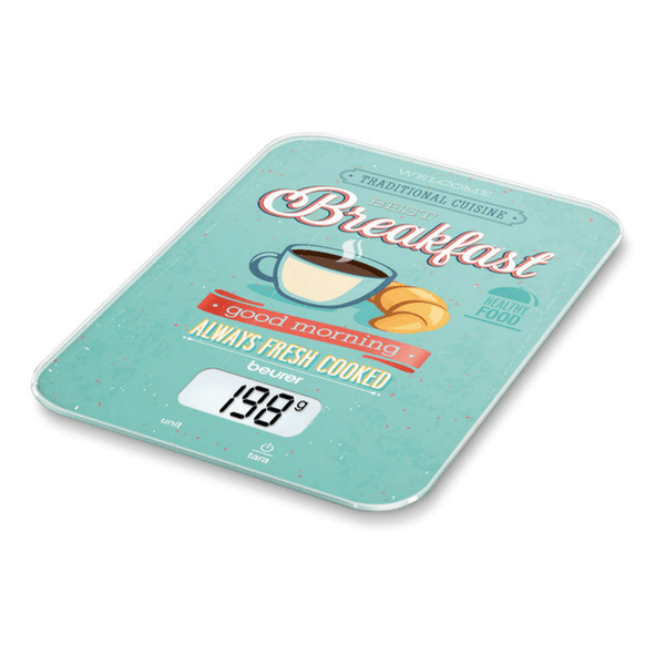 Beurer KS 19 Breakfast Kitchen Scales