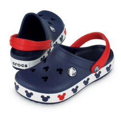 Crocs Lifestyle Crocband Mickey Fun Lab Lights Slippers