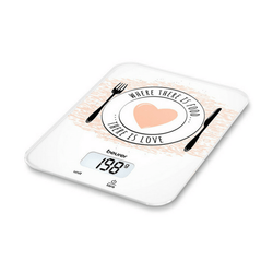 Beurer KS 19 Love Kitchen Scale