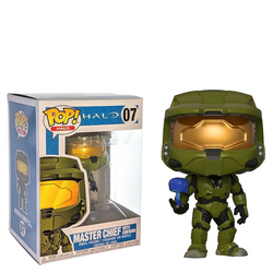 Funko POP Halo: S1- Master Chief with Cortana