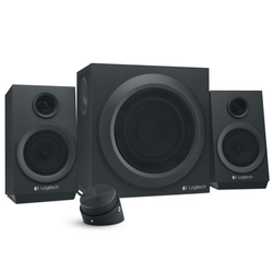 Logitech Z333 2.1 Speaker System 3.5mm Operation