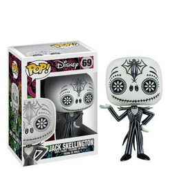 Funko POP Disney : Day of the Dead Jack Skellington