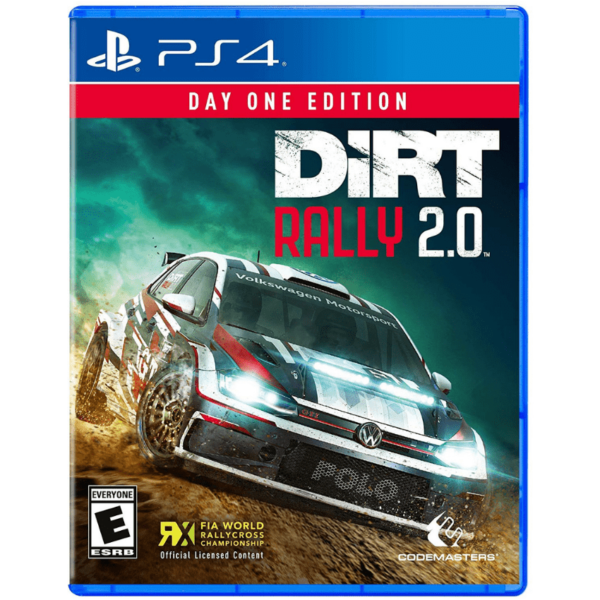 Dirt Rally 2.0 (PS4 Game)