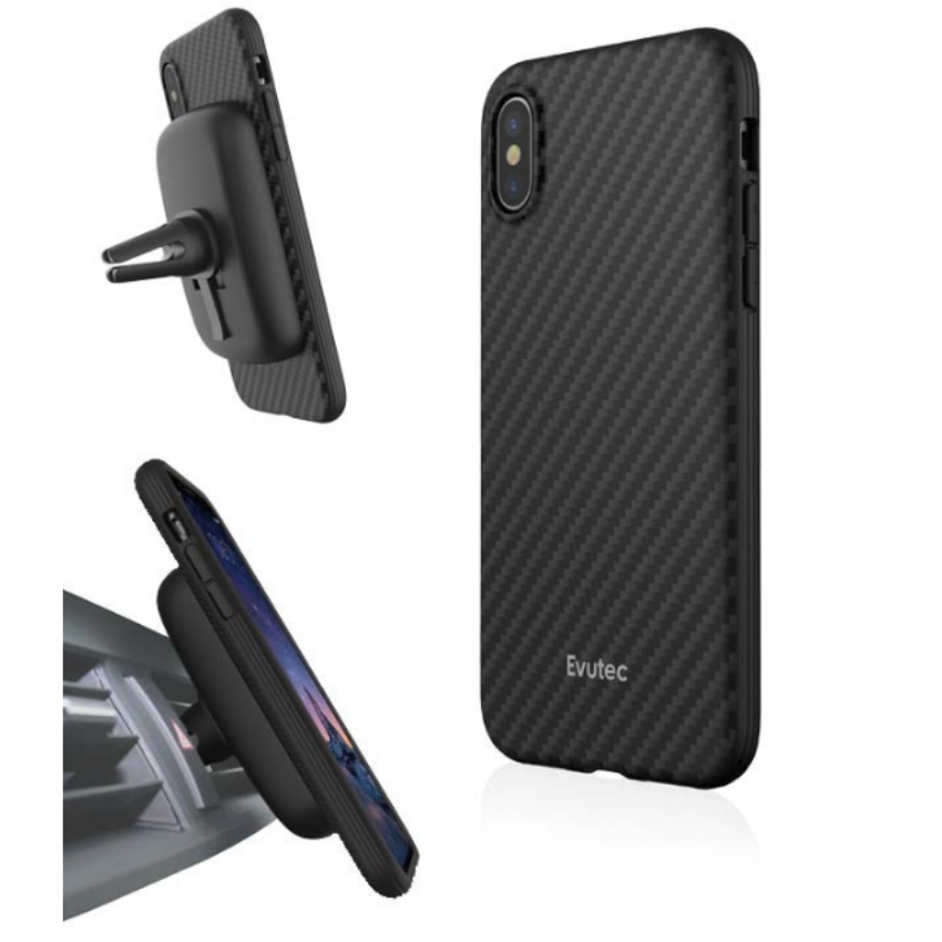 hot sales 67156 964c2 Evutec AER KARBON With Afix For iPhone XS MAX
