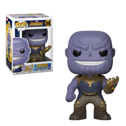 Funko Pop! Marvel:Avengers Infinity War -Captain Thanos
