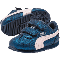 Puma Kids' Lifestyle Whirlwind Glitz Shoes