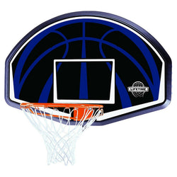 Life Time Basketball 90065 4 Inch Fan Shape Bike Backboard And Rim Com Equipment