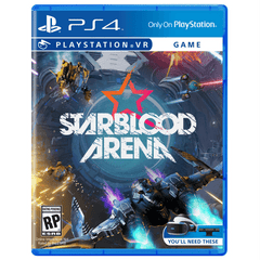 Starblood Arena VR (PS4 Game) - Gadgitechstore.com