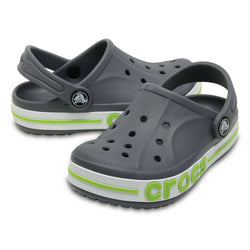 Crocs Kids' Lifestyle Bayaband Clog Slippers