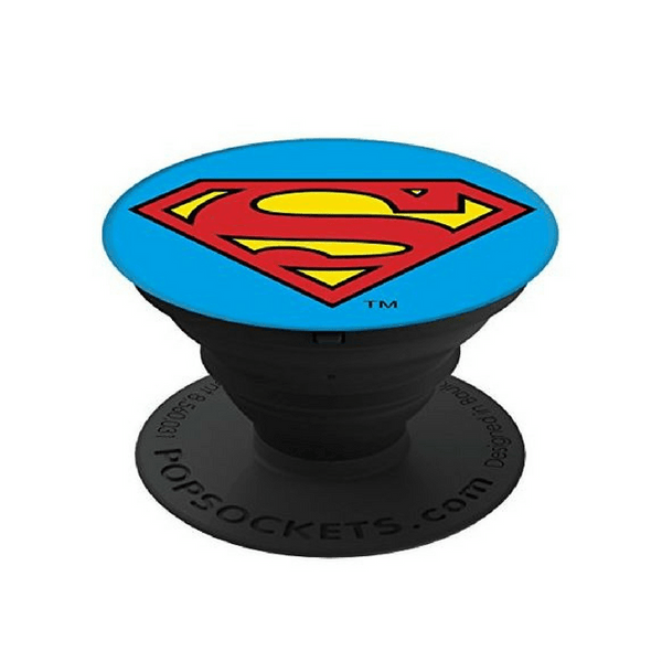 PopSockets Expanding Stand and Grip ( Superman Icon)