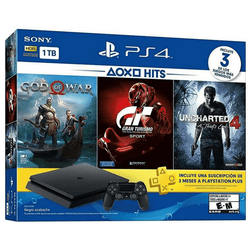 Sony Playstation 4 Slim 1TB Bundle