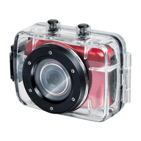 Trevi Go 2200 HD Sport Camcorder Red