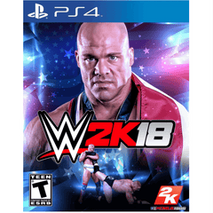 WWE 2K18 (PS4 Game)