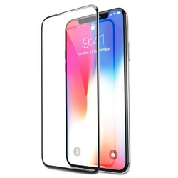 "TINGZ MY iPHONE 6.1"" 3D Curved Glass Protector for iPhone XR"
