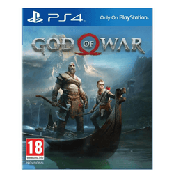 God Of War (PS4 Game)