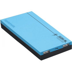 Promate 16000mAh Large Capacity Backup Battery with Ultra-Fast Dual USB Charging Ports