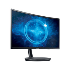 "Samsung 24"" Curved Gaming Monitor"