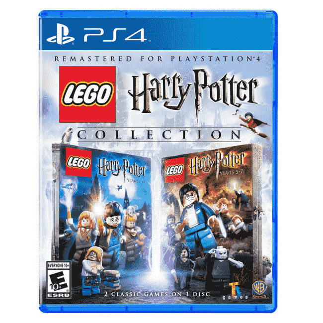 Harry Potter Collection (PS4 Game)