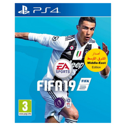 FIFA 19 English/Arabic (PS4 Game)