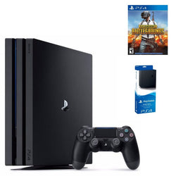 Sony Playstation 4 Pro 1TB + Pugb + Vertical Stand