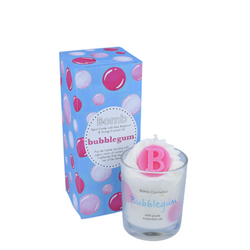 Bomb Cosmetics Gourmand Candle -Bubblegum