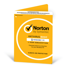 Norton AntiVirus Basic 1.0 - 1 PC