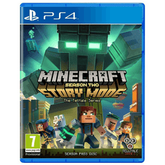 Minecraft Story Mode - Season Two (PS4 Game)