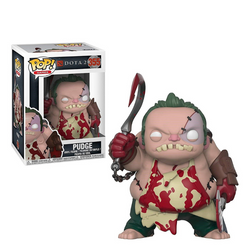 Funko Pop Games: Dota 2 S1- Pudge with Cleaver